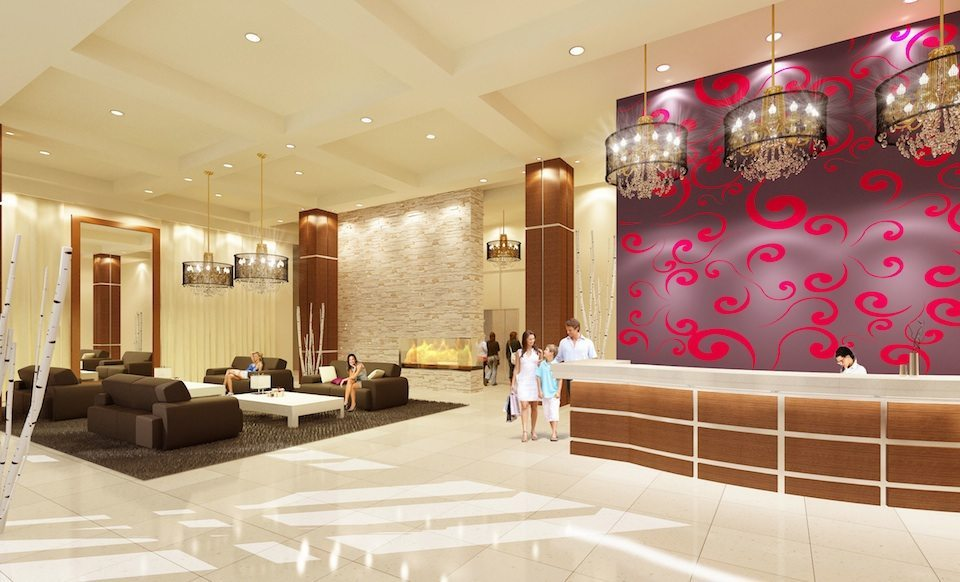 Leslie Boutique Residences Concierge Toronto, Canada