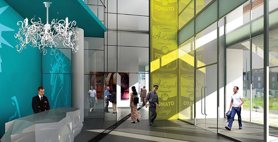 Liberty Place Condos Concierge Toronto, Canada