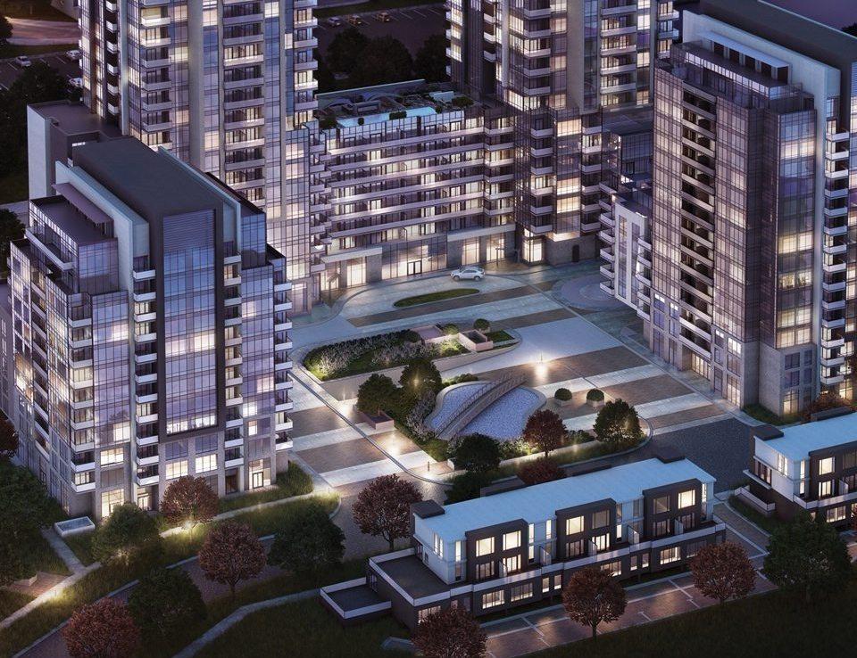 ME Living Condos Property View Toronto, Canada