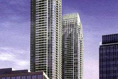 Minto Midtown Condos Building View Toronto, Canada