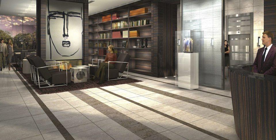 Murano Condos Concierge Toronto, Canada