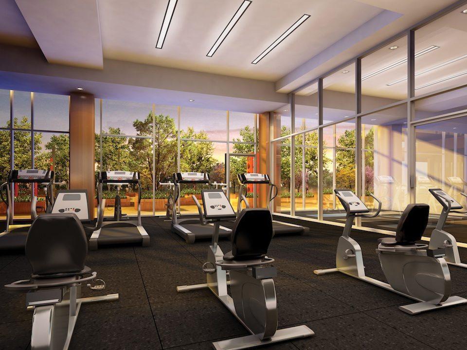 Musée Condos Gym Toronto, Canada