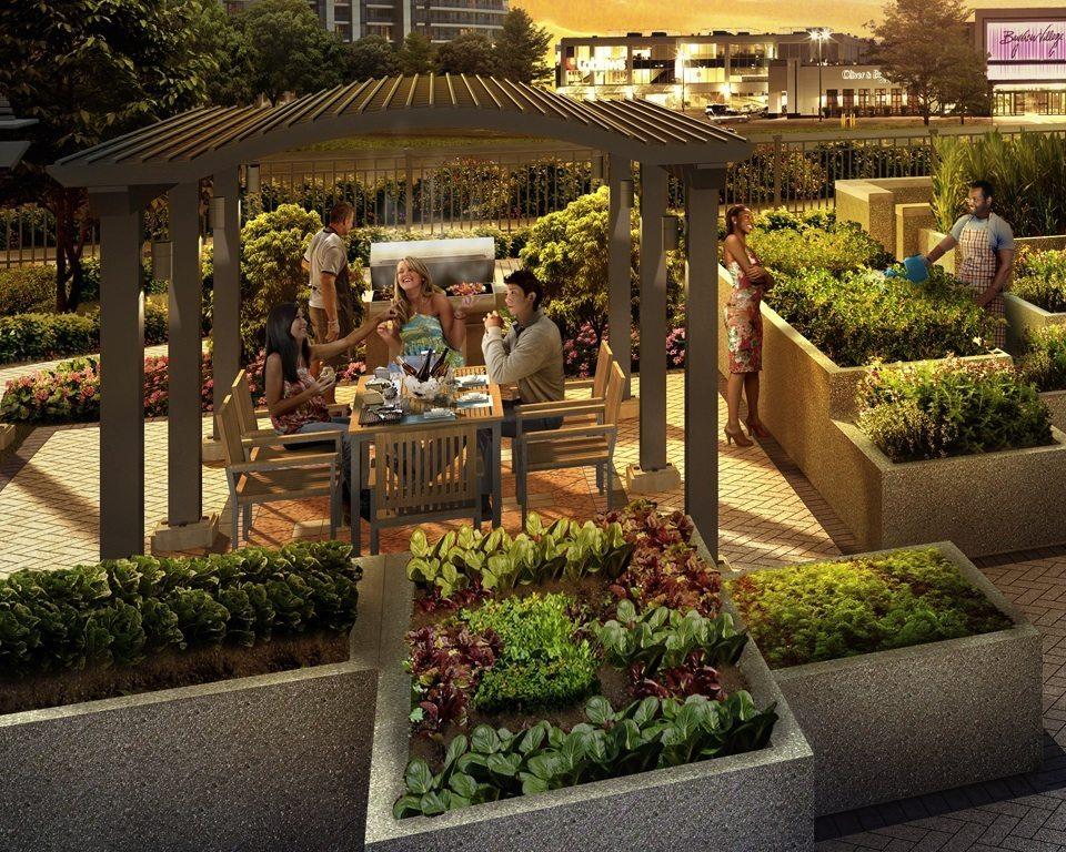 NY Place Condos Garden Toronto, Canada
