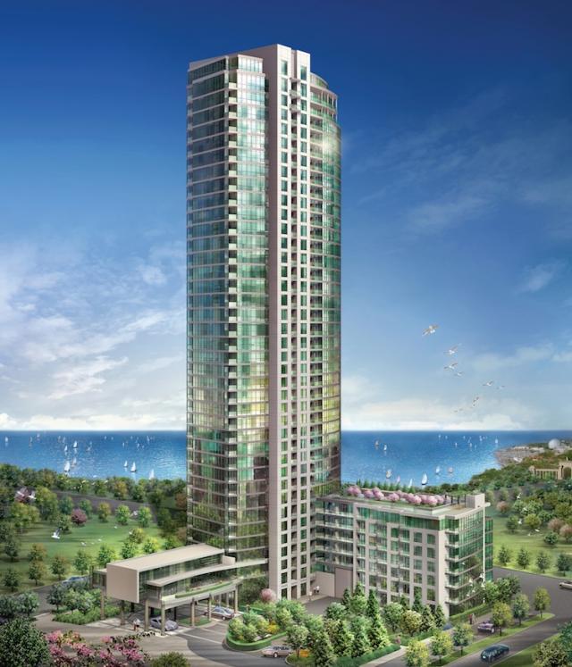 Neptune + Neptune 2 Condominiums Far View Toronto, Canada