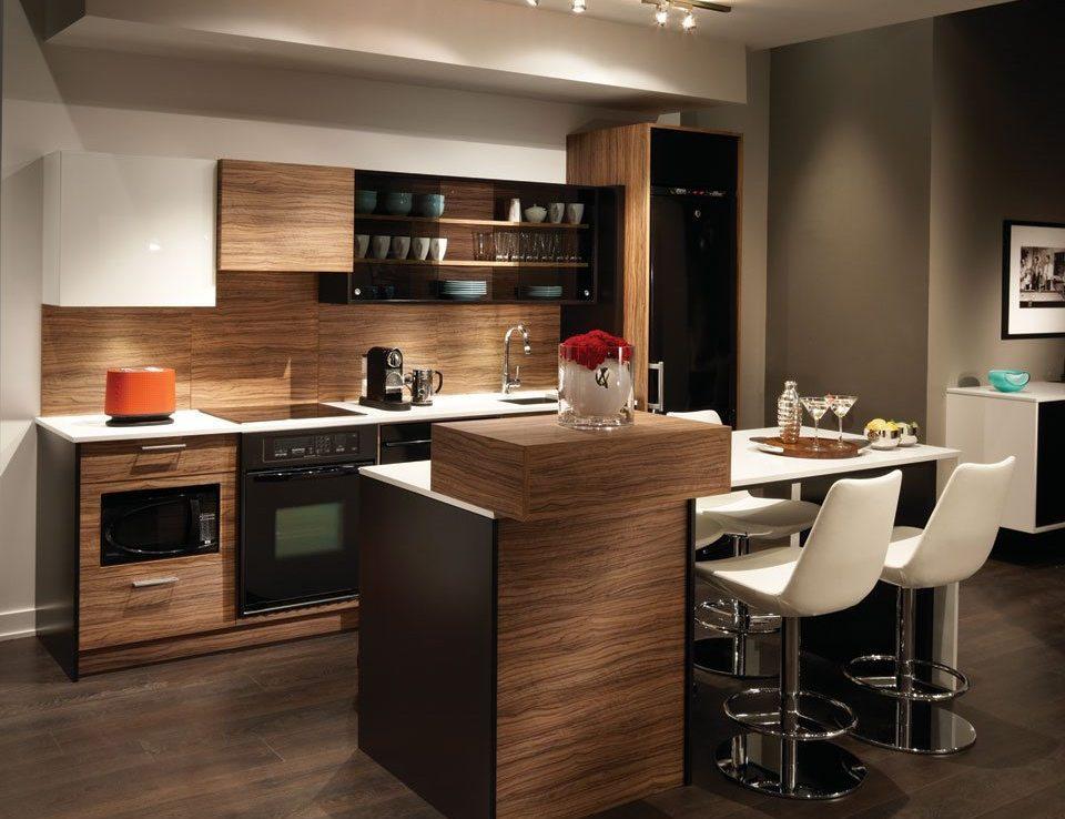 Nicholas Residences Condos Kitchen Toronto, Canada