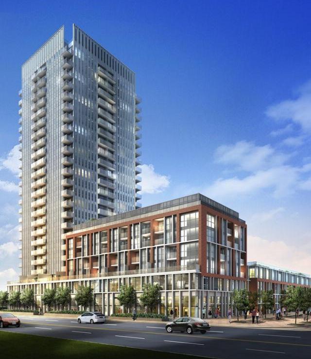 One Park Place Condos Building View Toronto, Canada