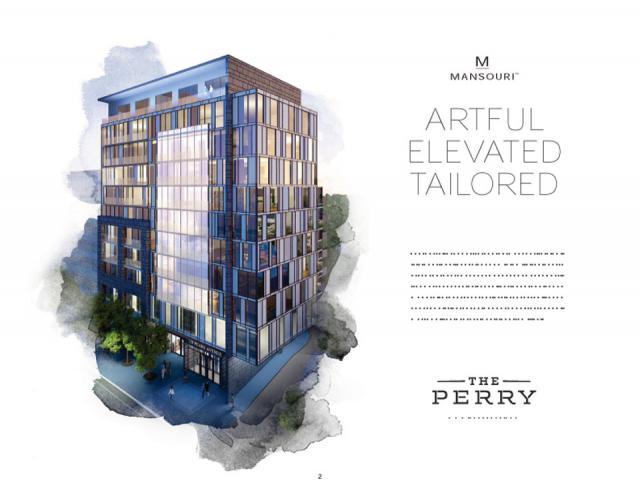 Perry Condos Toronto, Canada