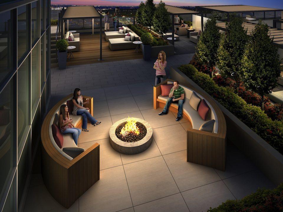 Rise Condos Terrace Toronto, Canada