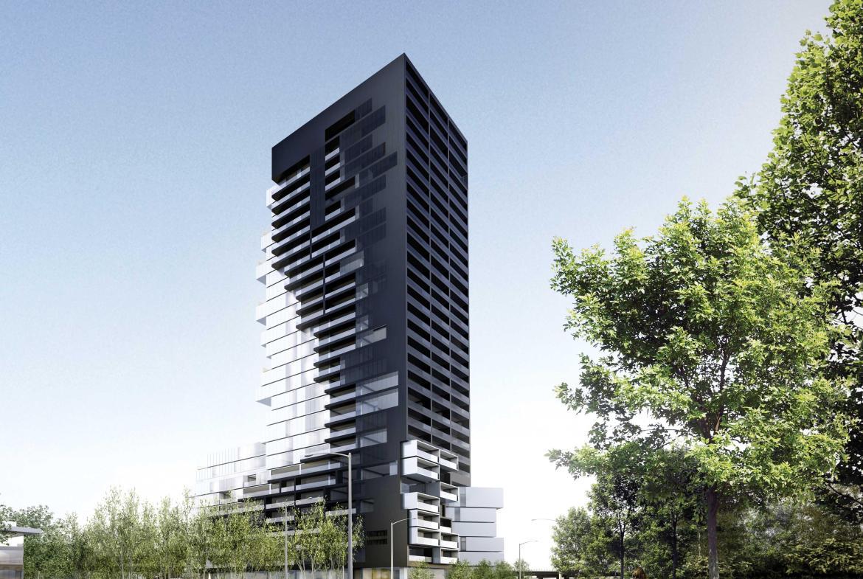 River City Condos Phases 3 Garden View Toronto, Canada