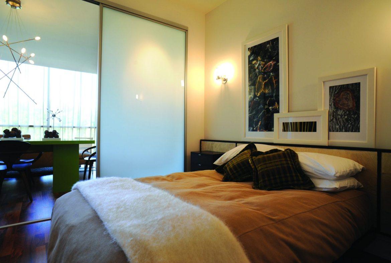 Scenic On Eglinton Condos Bedroom Toronto, Canada