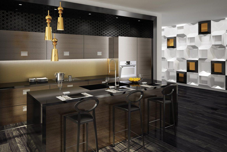 South Beach Condos & Lofts Kitchen Toronto, Canada