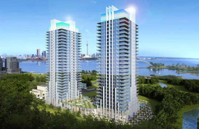 South Beach Condos, Lofts Full View Toronto, Canada - Condo Investments