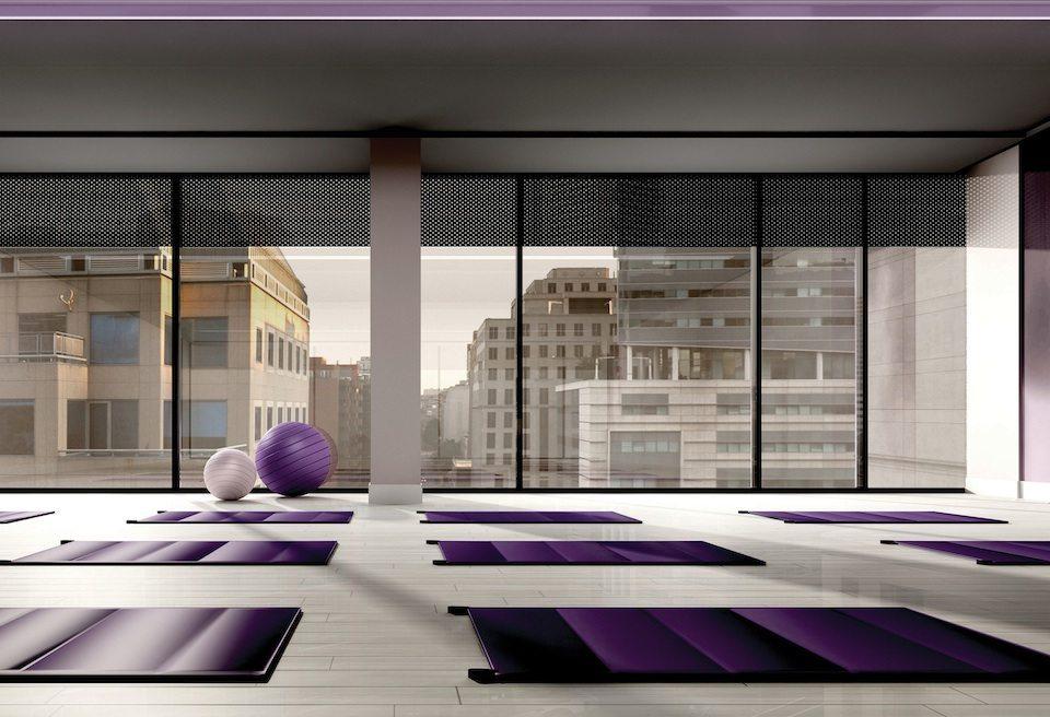 Studio and Studio2 on Richmond Yoga Center Toronto, Canada
