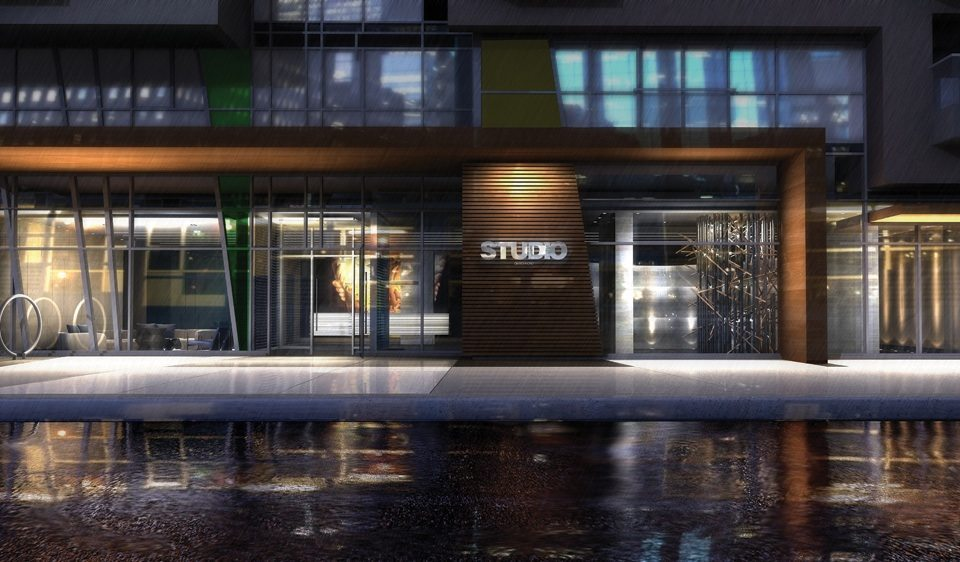 Studio and Studio2 on Richmond Front Toronto, Canada