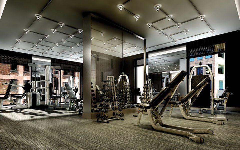 Studio and Studio2 on Richmond Gym Toronto, Canada