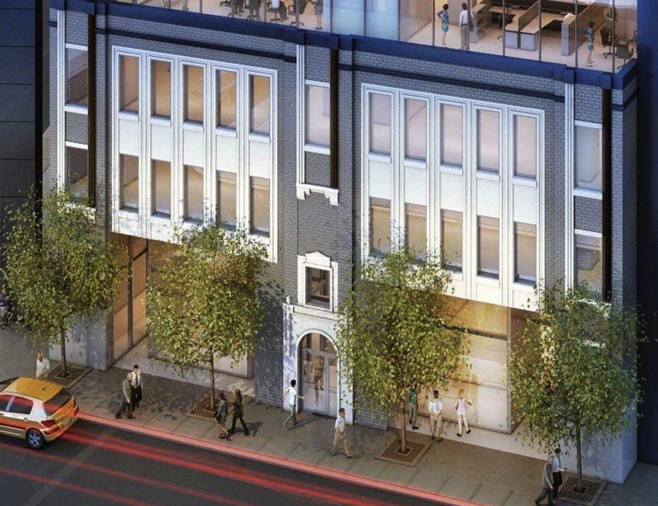 Tableau Condominiums Entrance Toronto, Canada