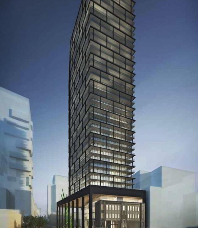 Tableau Condominiums Property View Toronto, Canada