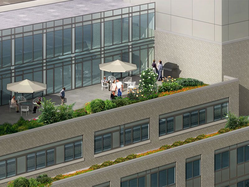 Terrace on the Danforth Condos Terrace Toronto, Canada