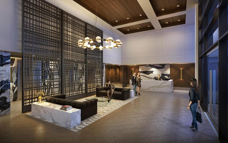 The Forest Hill 1 & 2 Condos Concierge Toronto, Canada