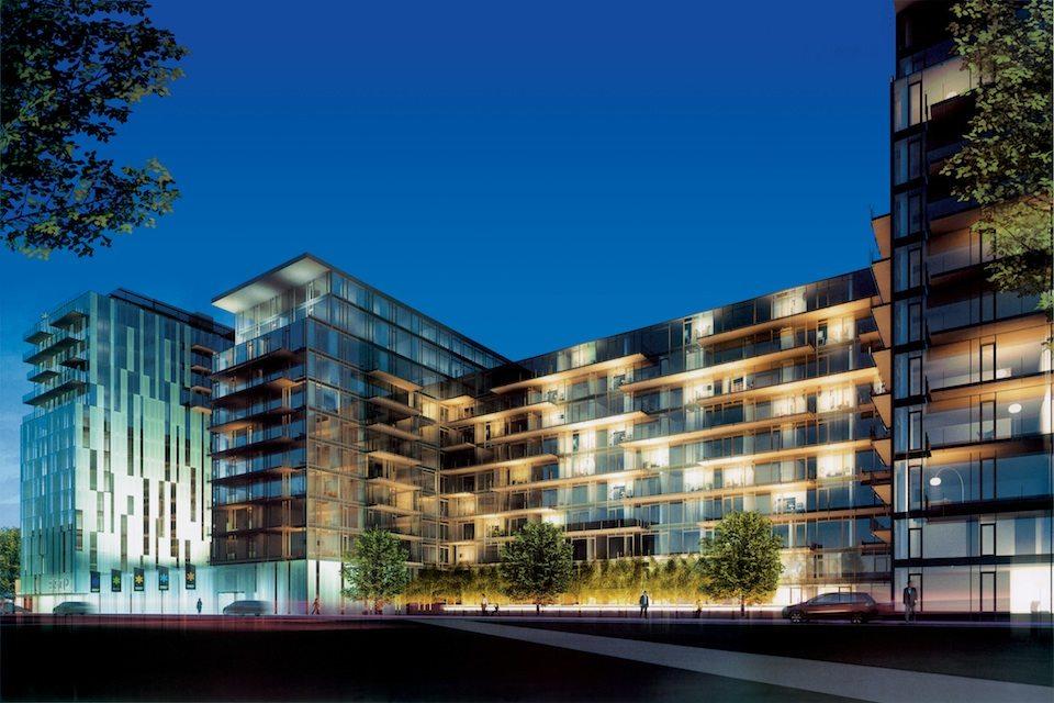 Thompson Hotel & Residences Full View Toronto, Canada