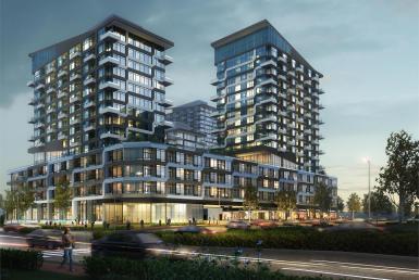 Oak & Co Condos Building View Toronto, Canada