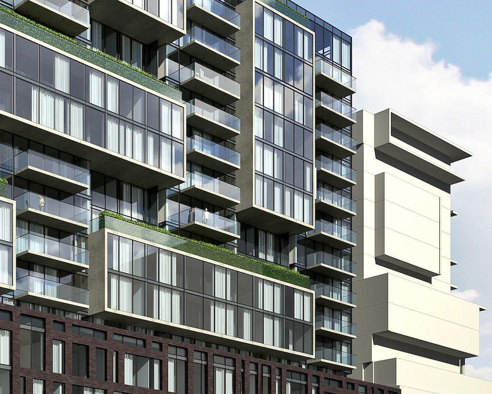 oneeleven Condominiums Outside Toronto, Canada