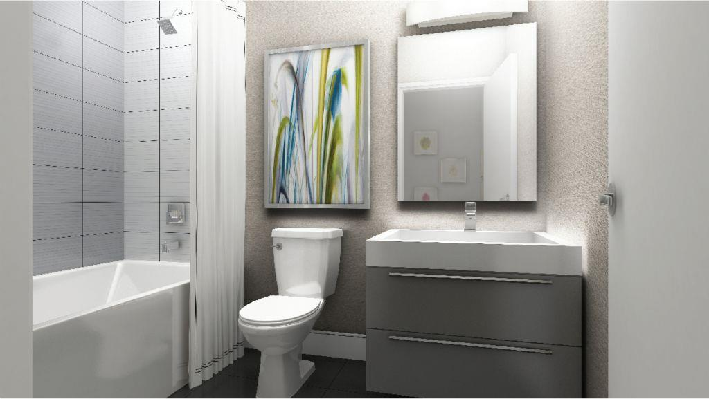 Spice Urban Towns Bathroom Toronto, Canada