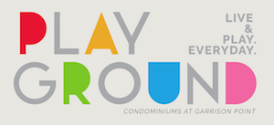 Logo of Playground Condos