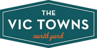 Logo of The Vic Towns