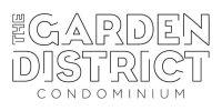 Logo of Garden District Condos