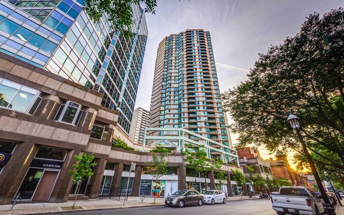 Minto Plaza Condos in Toronto