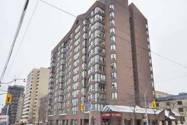Exterior image of the 117 Gerrard Street East in Toronto