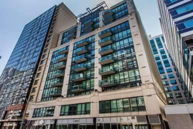 Exterior image of the 263 Wellington West in Toronto