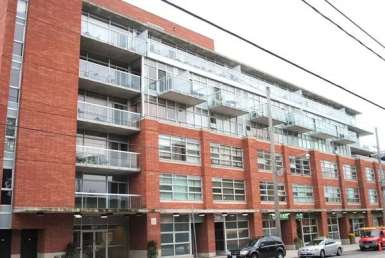 Exterior image of the 601 Kingston Road in Toronto