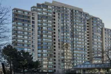 Exterior image of the Guildwood Terrace West in Toronto