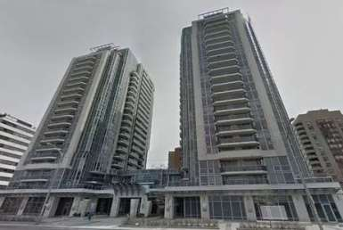 Exterior image of the Luxe II in Toronto