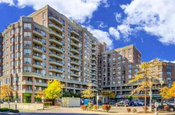 Exterior image of the Oasis in Toronto