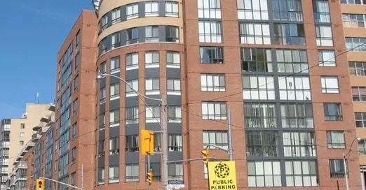 Exterior image of the Old York Tower in Toronto