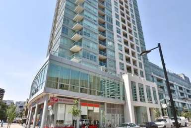 Exterior image of the Verve in Toronto