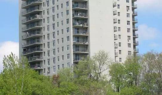 Exterior image of the William A. Villano Building in Toronto