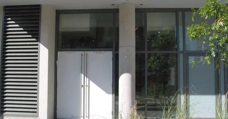 Exterior image of the Zen Lofts in Toronto