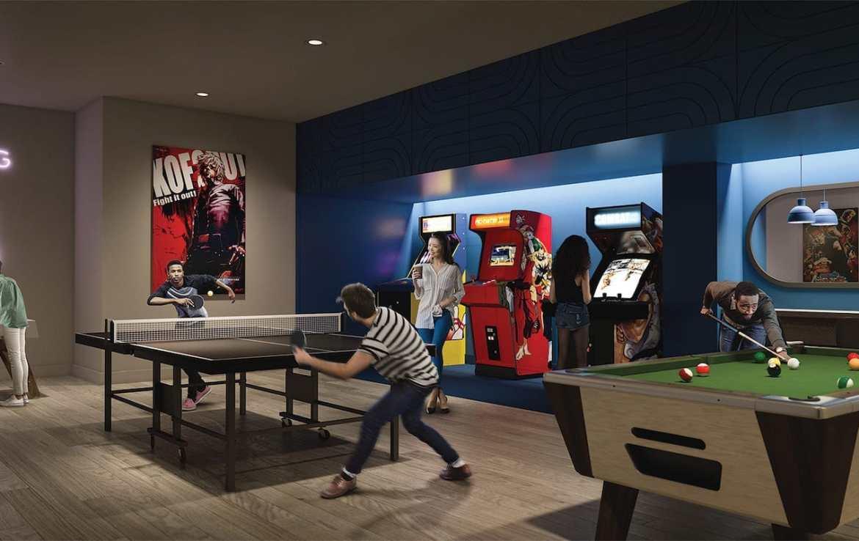Rendering of Artworks Tower Condos Arcade