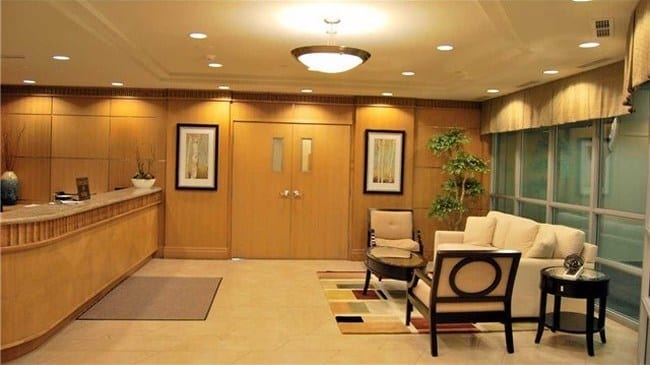 Park Lake Residences Lobby
