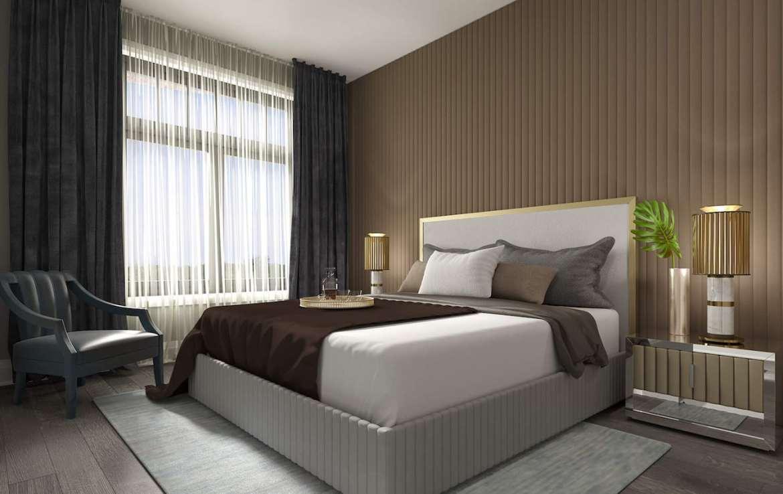 Monaco Collingwood Interior bedroom