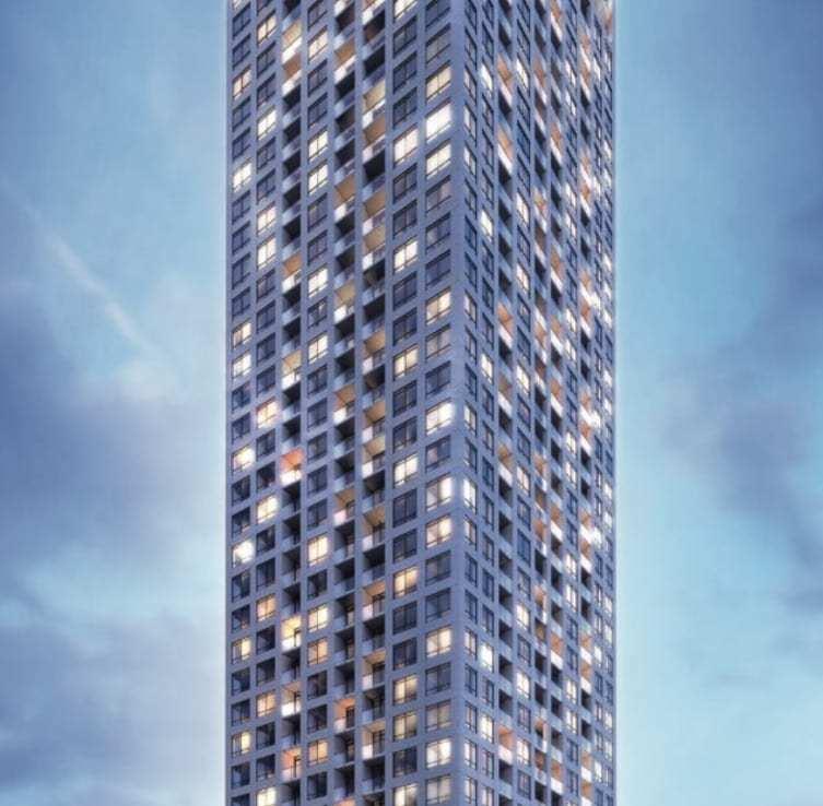 Edge Tower 2 Exterior Full