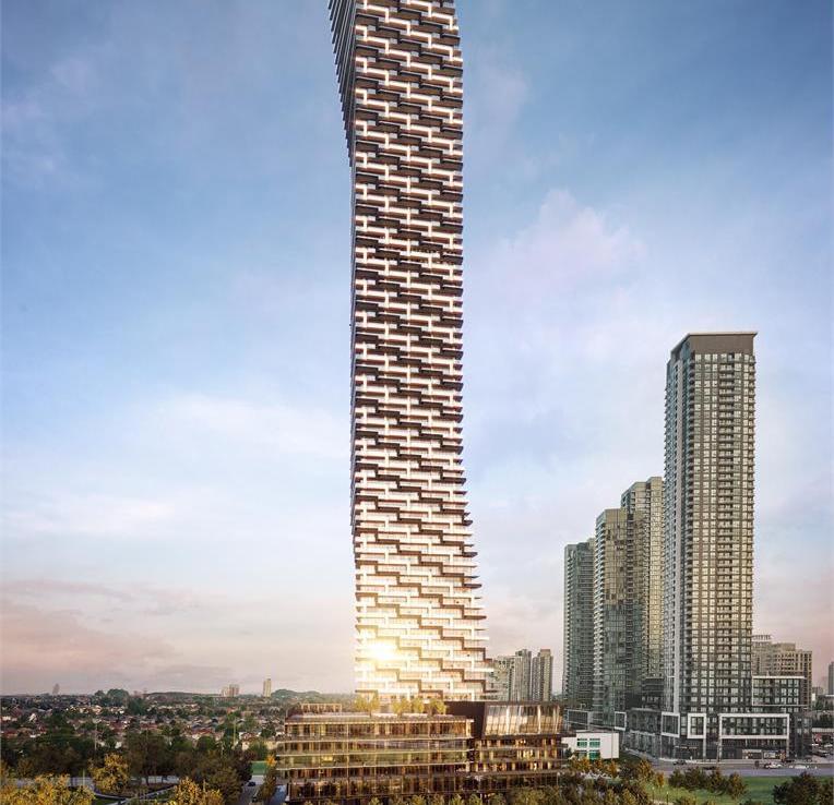 M City Condos 3 building exterior