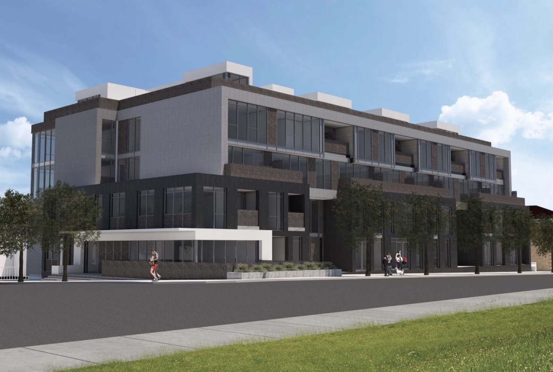 Distrikt Forest Hill Condos Building Exterior
