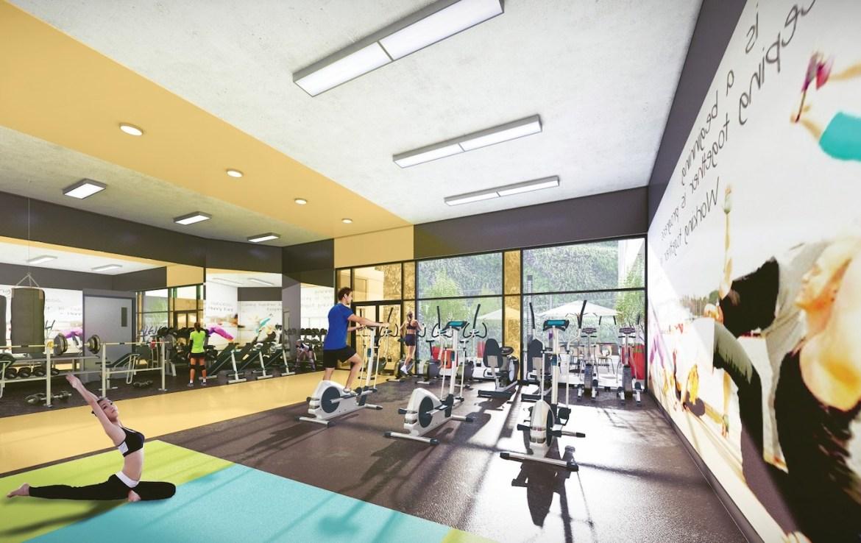Sage Kingston Building Gym