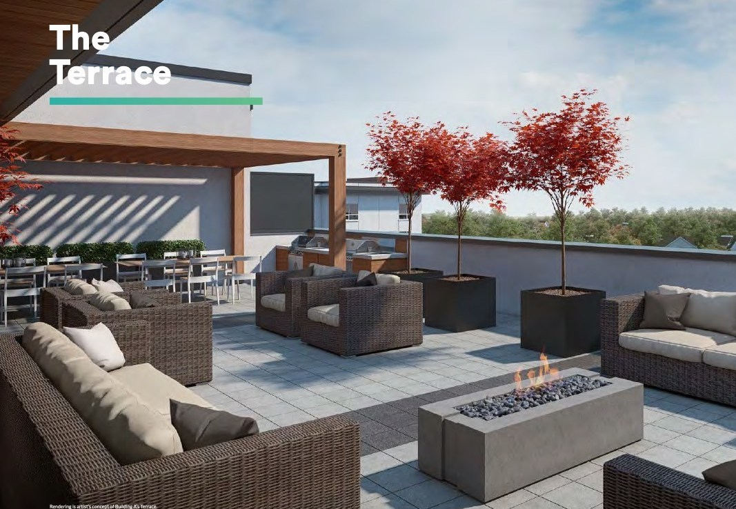 Rendering of Affinity Condos Terrace