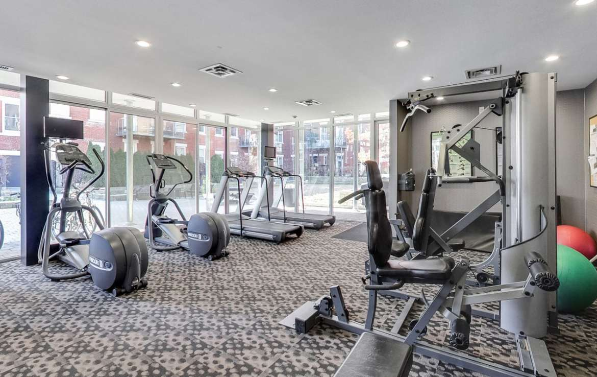 The Loretto Condos and Towns Gym